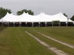 60x130 Pole Tent