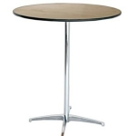36 Inch High Top Table